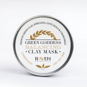 Raven Green Goddess Clay Mask