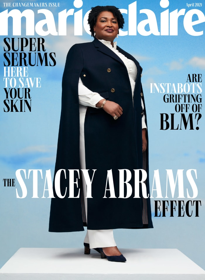 stacey-abrams-marie-claire